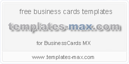 Mojosoftftware for design and print high quality business cards certificate softpedia businesscards mx reheart Images